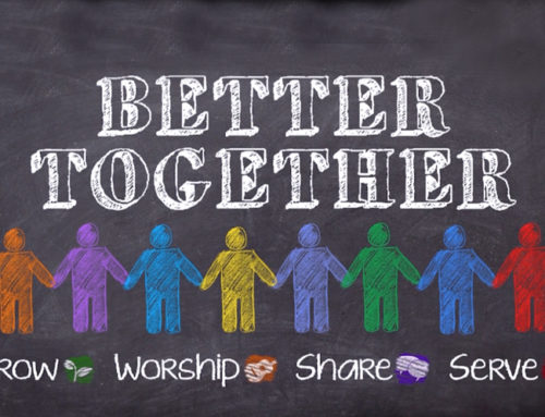 Worship Is Better Together